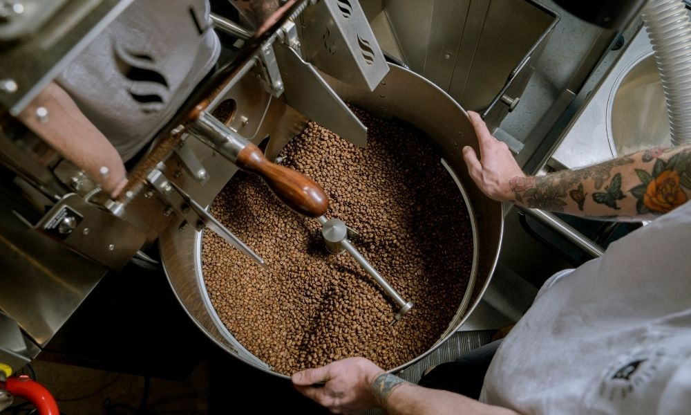 The Beginners Guide to Roasting Coffee