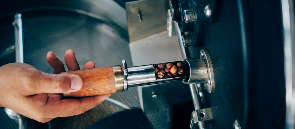 roasting is one of the most important steps when it comes to developing flavor in coffee