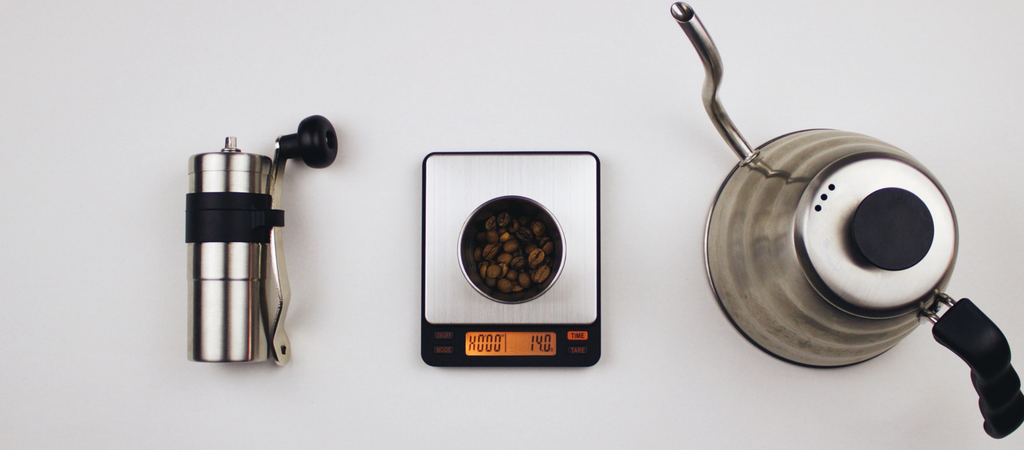 different coffee grinder options for making espresso at home