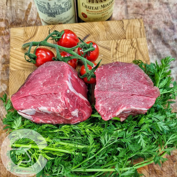 2x Grass Fed Somerset Fillet Steaks, delivered to your door. We deliver to Bristol, Somerset, Bath, Weston Super Mare, Taunton, Newport, North Somerset, and Gloucestershire. Order your fish and meat with us today, order online or by phone.