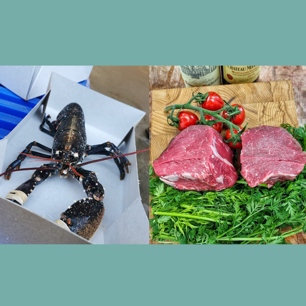 Lobster, and Steak. Perfect. We deliver to Bristol, Somerset, Bath, Weston Super Mare, Taunton, Newport, North Somerset, and Gloucestershire. Order your fish and meat with us today, order online or by phone.