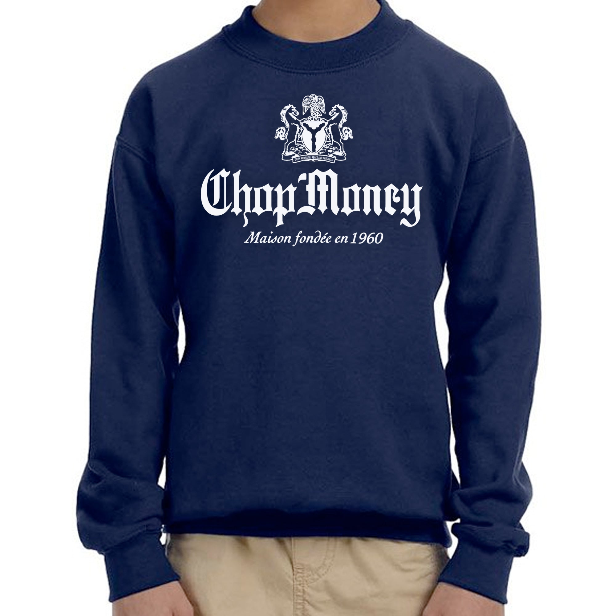 Chop Money Kids Sweatshirt