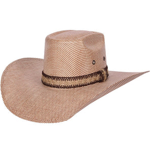 Tombstone Longhorn Yute Cowboy Hat