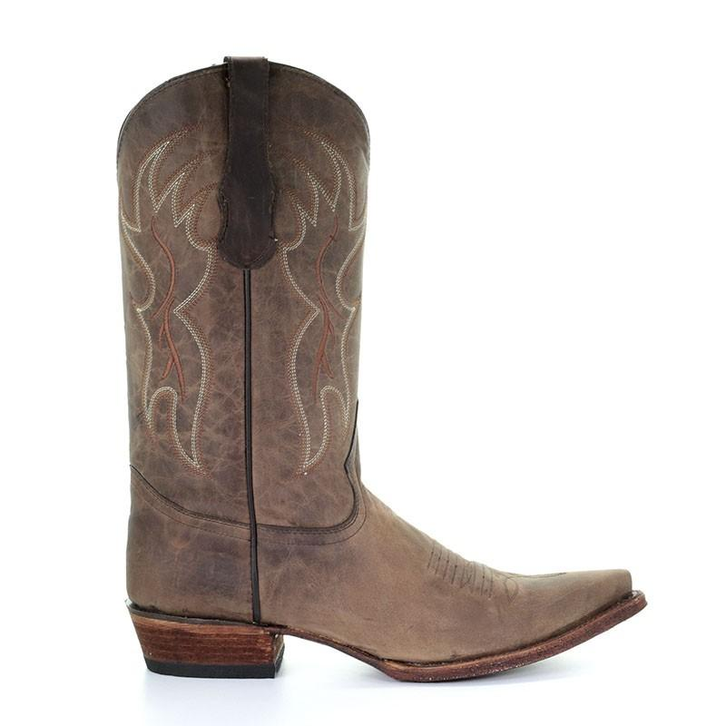 Men's Corral Basic Tan Western Boots