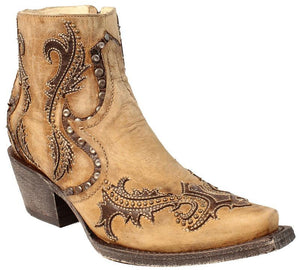 Women's Corral Western Boots Handcrafted - G1382