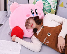 Load image into Gallery viewer, Kirby Sleeping Nap Pillow Plush