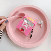 Load image into Gallery viewer, 3D Cute Pocky Airpods Case