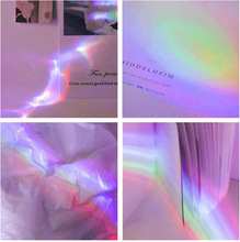 Load image into Gallery viewer, Sea Shell LED Rainbow Maker