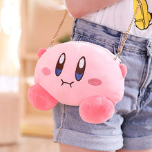 Load image into Gallery viewer, Kirby Plush Crossbody Bag