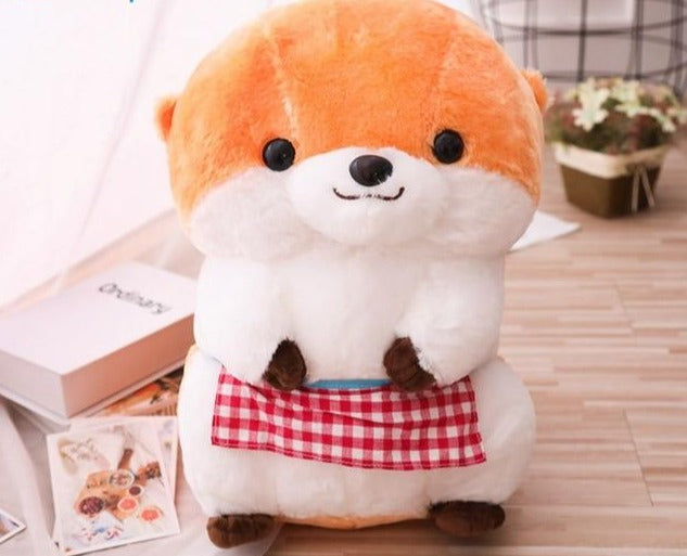 Kawaii Hamster Animal Plush