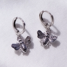 Load image into Gallery viewer, Cute Honeybee Earrings