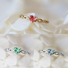 Load image into Gallery viewer, Sailor Moon Inspired Scarlet Heart Ring
