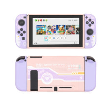 Load image into Gallery viewer, Nintendo Switch Tech Girls Hard Cover Case