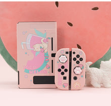 Load image into Gallery viewer, Watermelon Cat Nintendo Switch Soft Shell