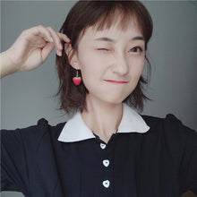 Load image into Gallery viewer, Kawaii Strawberry Earrings