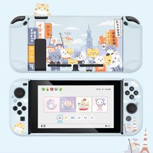 Load image into Gallery viewer, Nintendo Switch Osaka Cats Fun Hard Cover Shell