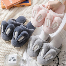 Load image into Gallery viewer, Kawaii Rabbit Ears Slippers
