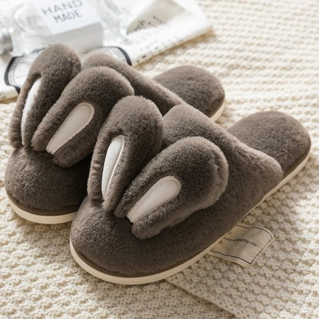 Kawaii Rabbit Ears Slippers