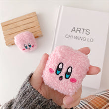 Load image into Gallery viewer, Kirby Plush Airpods Case
