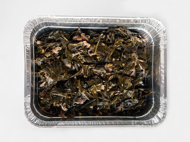 Smoked Pork Collard Greens