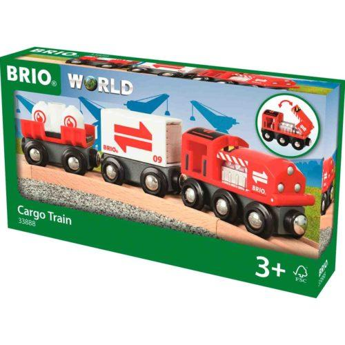 BRIO World Godstog - BRIO