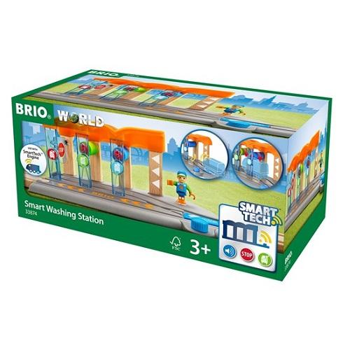 BRIO - World Smart Tech Togvaskehal - BRIO
