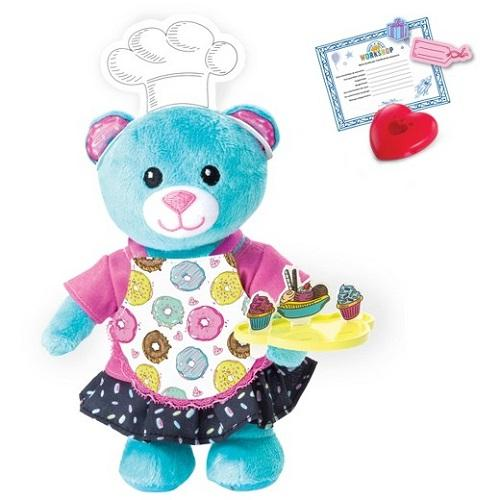 Build-A-Bear Furry Fashions - Baking Bear - Geppel's Legetøj
