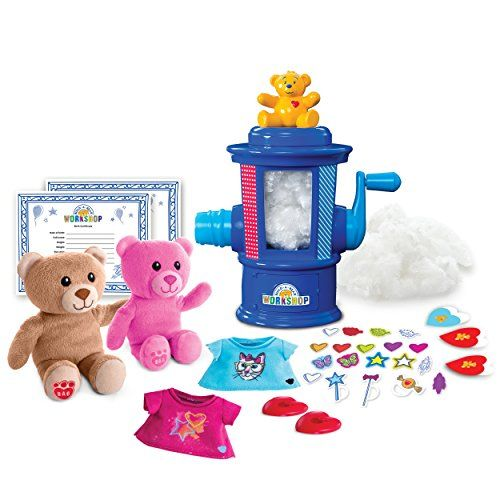 Build-A-Bear Stuffing station - Geppel's Legetøj