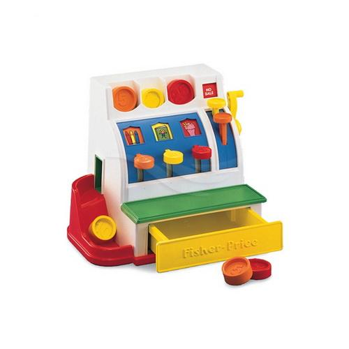 Fisher Price - Kasseapparat - Fisher Price