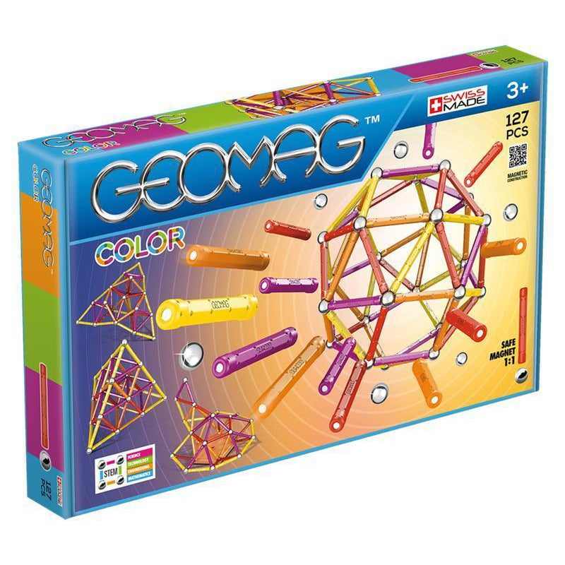 Geomag Color 127 stk - Geomag