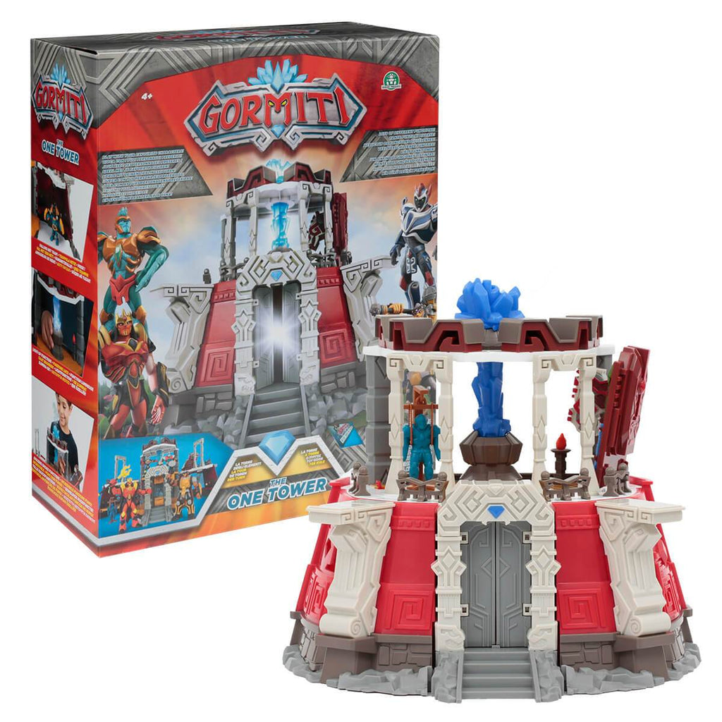 Gormiti - The One Tower Playset - Gormiti