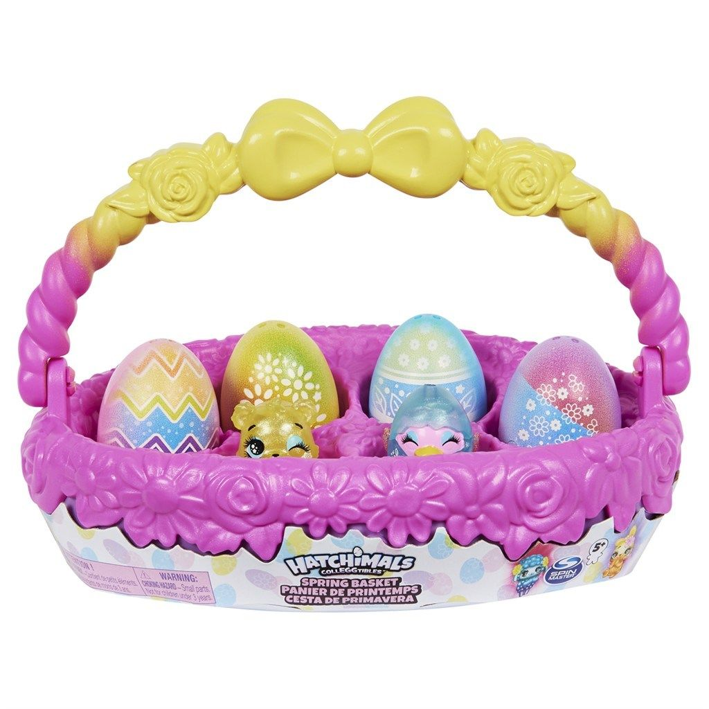 Hatchimals Colleggtibles Forårs Kurv - Hatchimals