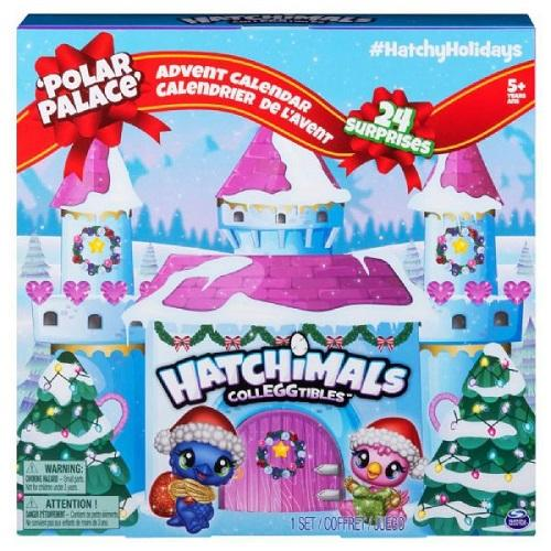 Hatchimals CollEGGtibles - Julekalender - Hatchimals