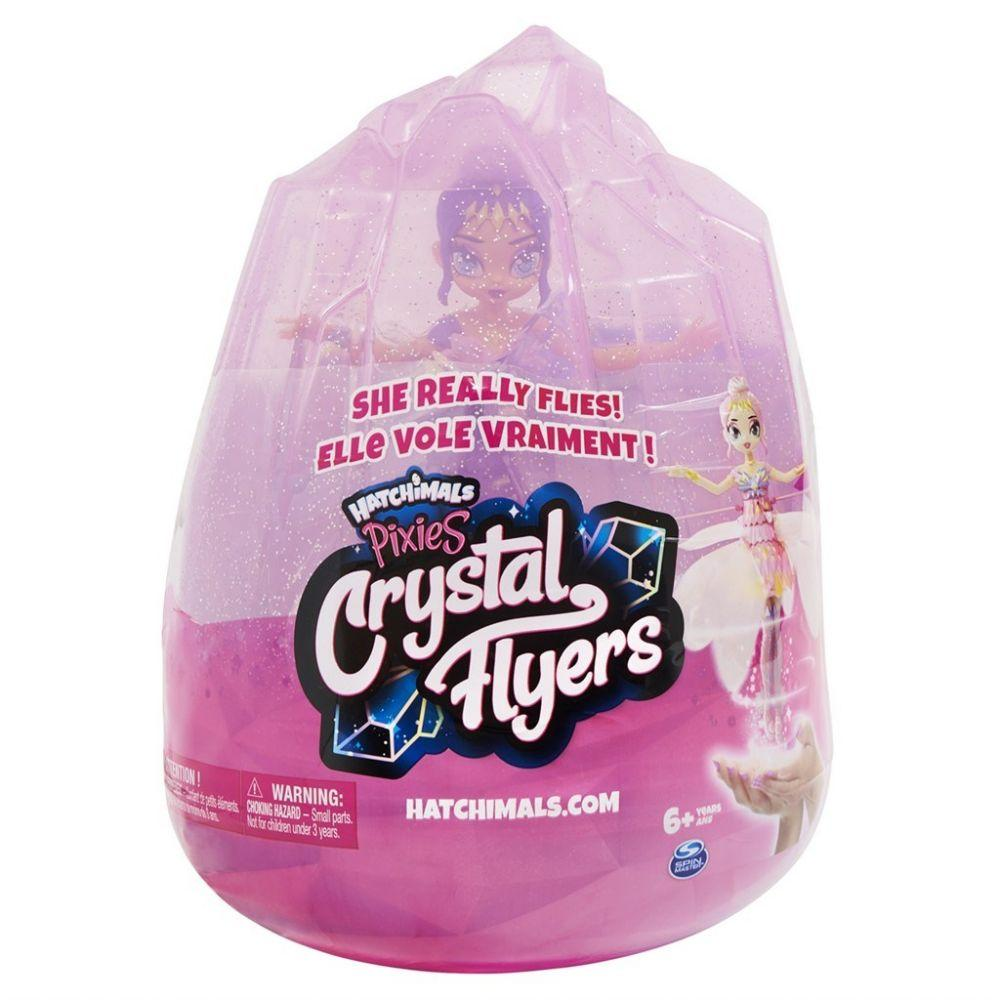 Hatchimals Crystal Flyers - Lilla - Hatchimals