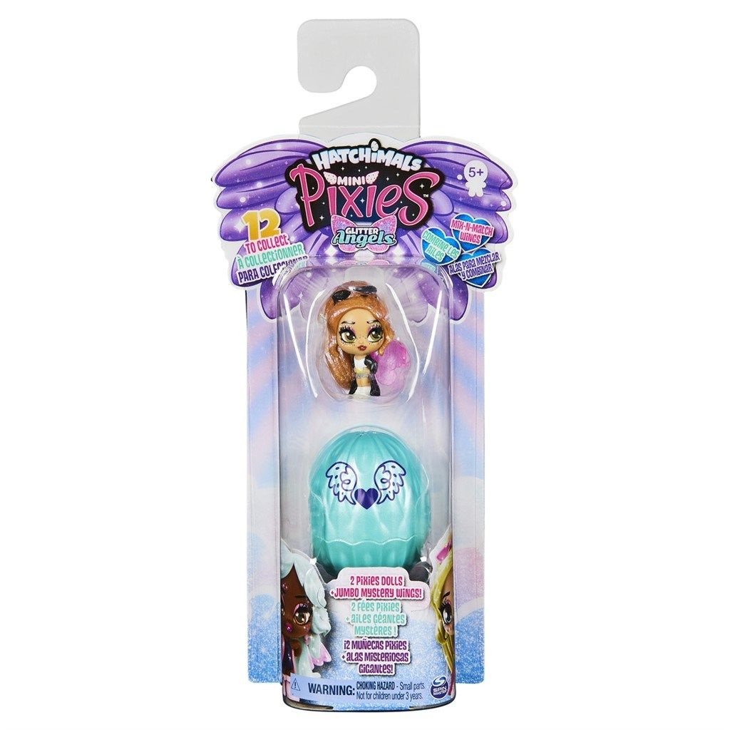 Hatchimals Mini Pixies 2pk Glitter Engle. - Hatchimals