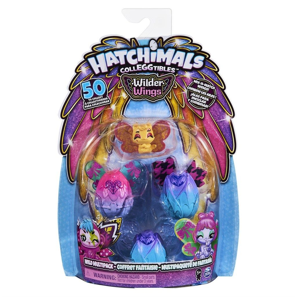 Hatchimals Wilder Wings Multipack - Hatchimals