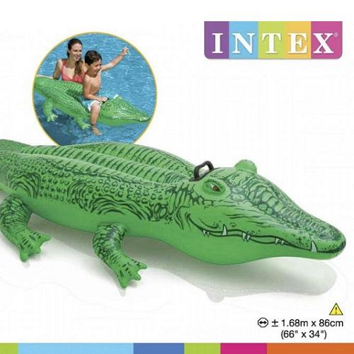 Intex Alligator badedyr - Intex