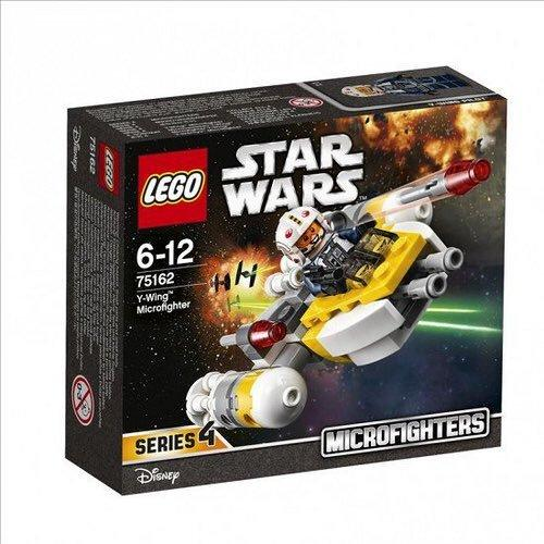LEGO® Star Wars™ Y-wing™ microfighter - LEGO
