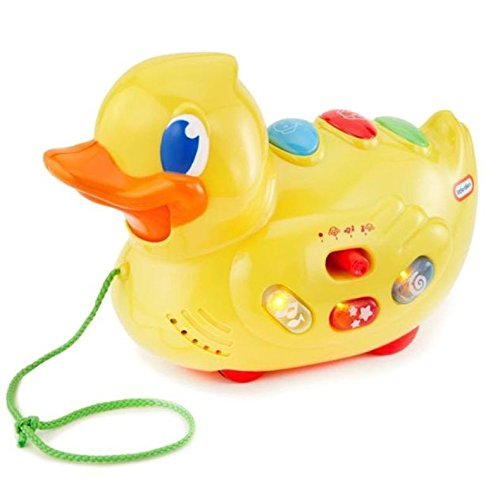 Little Tikes And - Sing N Roll Ducky-Geppel's Legetøj