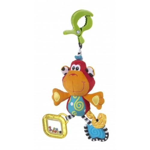 Playgro - Abe med clips - Playgro
