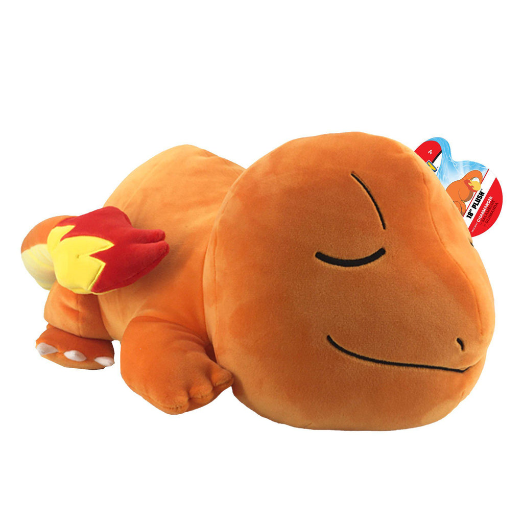 Pokemon - Sovende Charmander Bamse - PoKéMoN