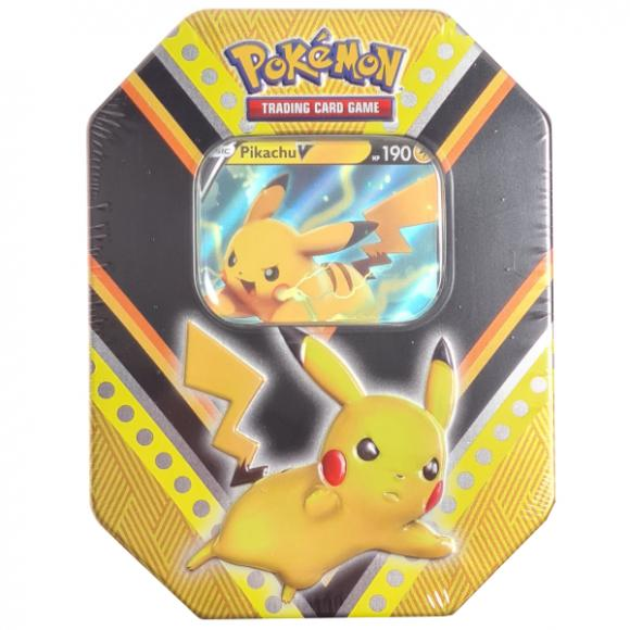 PoKéMoN - V Powers Tin Fall - Gul, Orange, Lilla - PoKéMoN