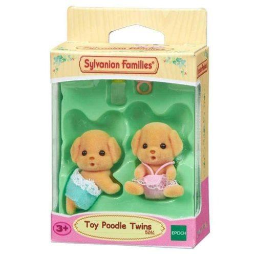 Sylvanian Families - Toy Poodle Twins - Sylvanian Families