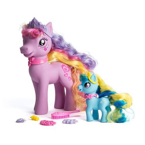 The Princess Pony Myths - Mor og datter - My Little Pony