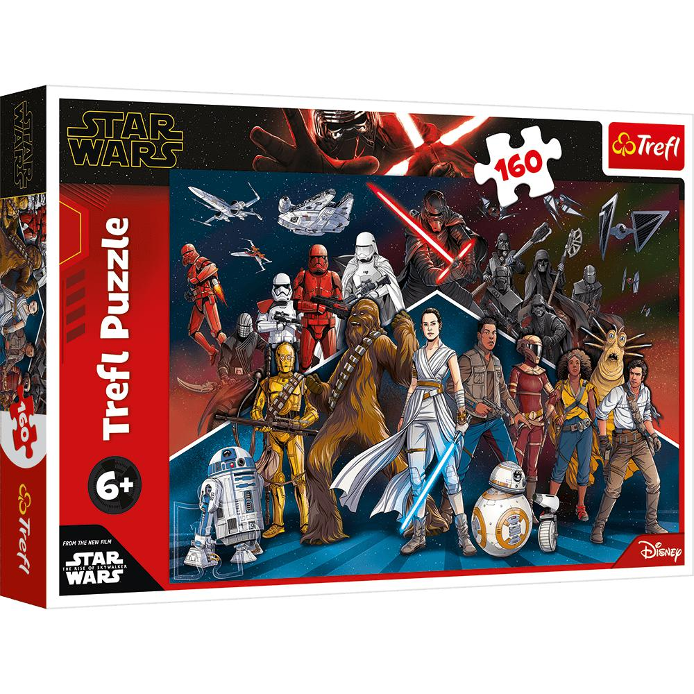 Trefl - Star Wars The Last Jedi - 160 Brikker - Trefl