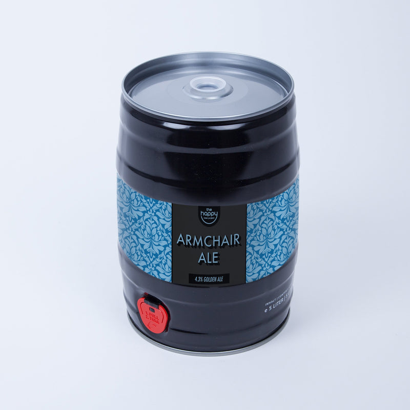 Armchair Ale 5L Mini Keg - Shop Mini Kegs ?id=27982595883075