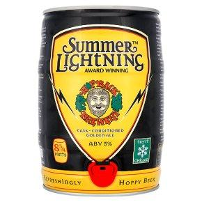 Summer Lightning Ale Mini Keg - Shop Mini Kegs ?id=28003356115011