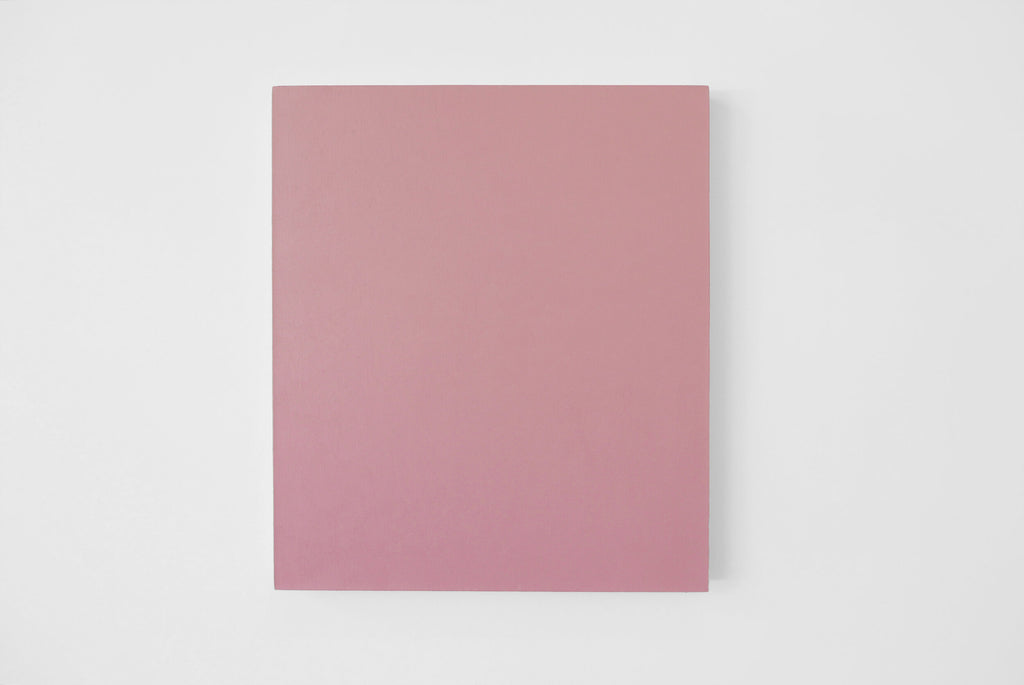 ART LOS ANGELES CONTEMPORARY 2020, MARCIA HAFIF, CAPUT MORTUUM LIGHT, 19 AUGUST, 2000, OIL ON CANVAS, 30 X 26 INCHES