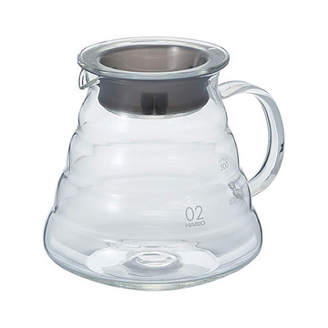 Hario Glass Server, Size 02, 600ml