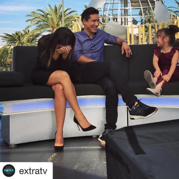 Extra TV with Mario Lopez 2016
